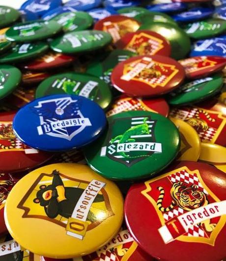Mystères et Sortilèges : Harry Potter Saison 1