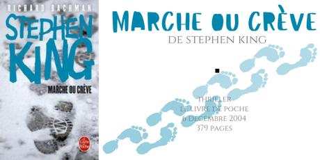 Marche ou crève • Stephen King