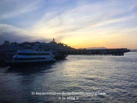 Une soirée en croisière dans la baie de San Francisco