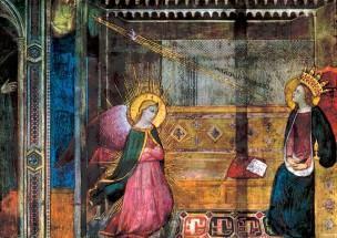 1350 ca anonyme florentin Santissima_Annunziata