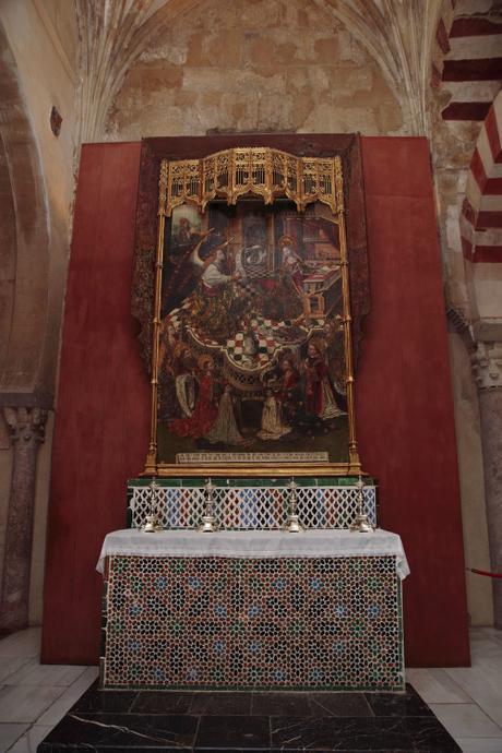 1475 Anunciacion_Pedro de cordoba Catedra Cordoba ensemble