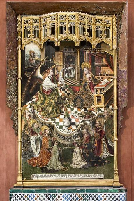 1475 Anunciacion_Pedro de cordoba Catedra Cordoba
