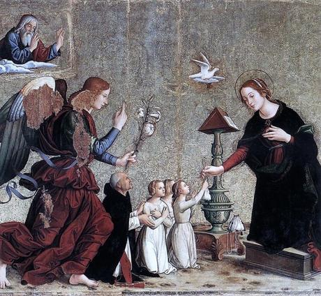 1499 Antoniazzo Romano S. Maria sopra Minerva Rome_
