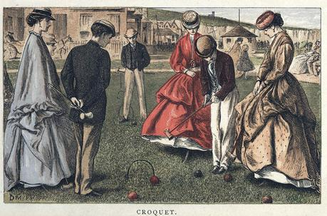 Le Croquet est-il un jeu bien convenable?