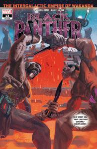 Titres de Marvel Comics sortis le 26 juin et le 3 juillet 2019