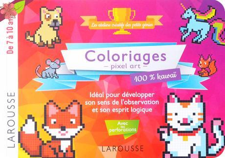 Des Coloriages Pixel Art