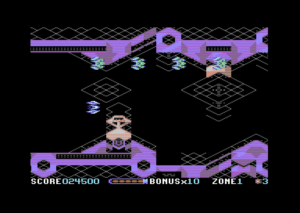 Relentless C64 (Bitplane Tecnomantes, 2019)