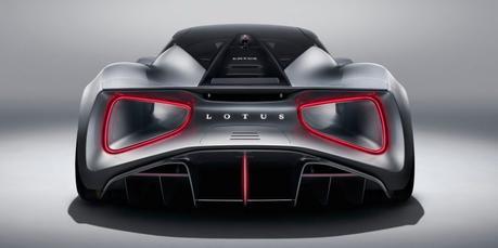 Lotus Evija: le retour ?