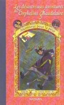 'Les Désastreuses Aventures des Orphelins Baudelaire'