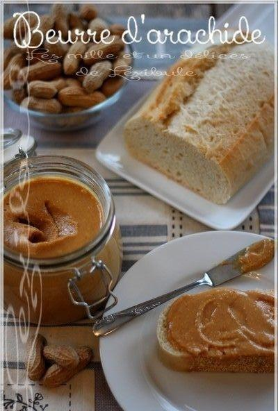 ~Beurre d'arachide~