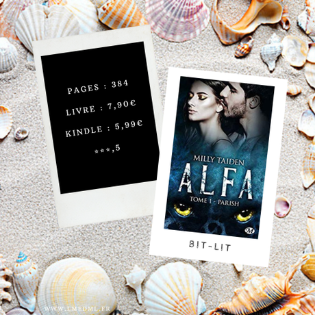 A.L.F.A. #1 – Parish » Milly Taiden