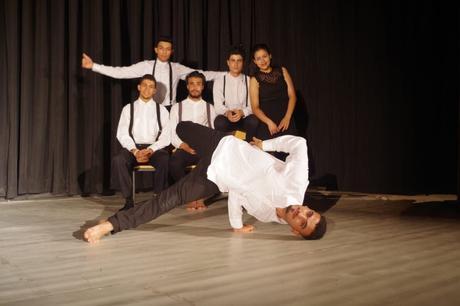 Instantané de Tunisie. Danser de Sidi Bouzid à Ravensburg et Hanovre (Allemagne)