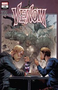 Titres de Marvel Comics sortis le 10 juillet 2019