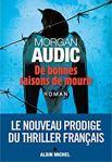 Morgan Audic – De bonnes raisons de mourir