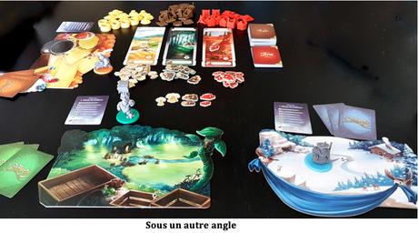 Test de La Forêt des Frères Grimm de Tim Eisner chez Lucky Duck Games
