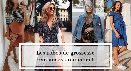 robes de grossesse tendances