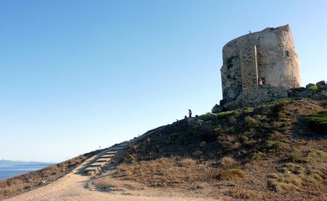 Le joli site archéologique de Tharros