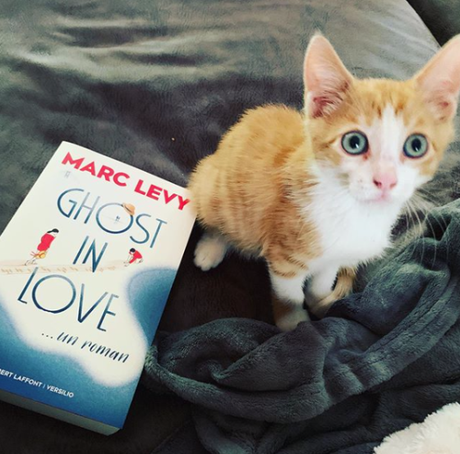 Ghost in love • Marc Levy