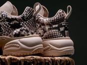 adidas habille Supercourt Lexicon d'un pattern Snakeskin