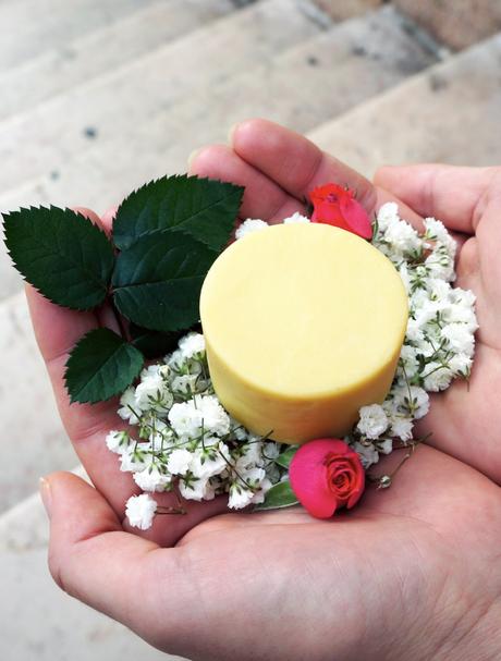 Crème beurre karité produit hydratant - blog déco - clematc