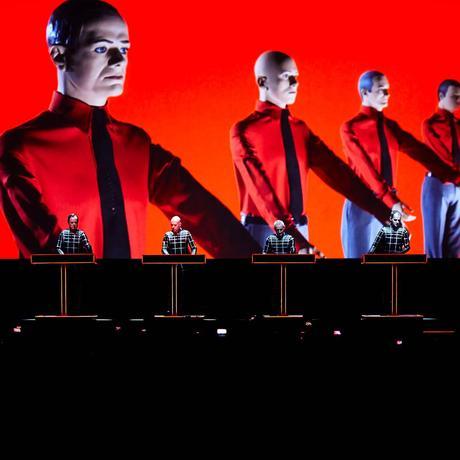 Kraftwerk - festival Days Off - Philharmonie de Paris - samedi 13 juillet 2019