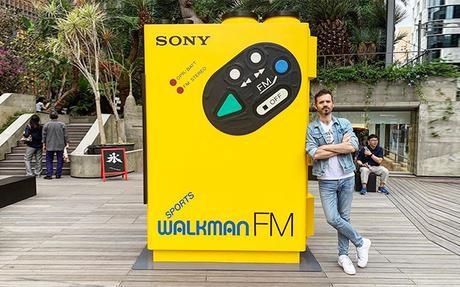 Sony : une exposition célèbre les 40 ans du WALKMAN®