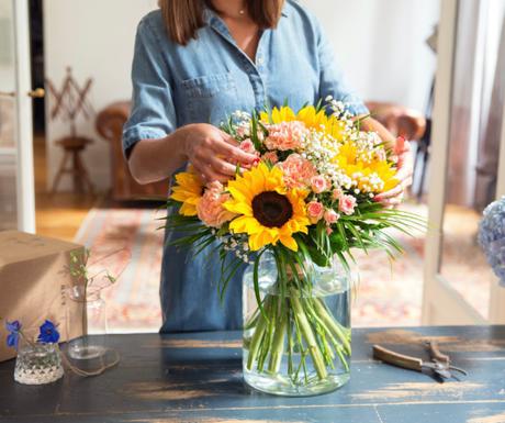Bloom's : la box de fleurs idéale pour réaliser vos bouquets à la maison