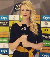 Les hotesses du Tour de France 2019