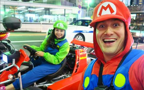 Paris : une course Mario Kart grandeur nature en septembre