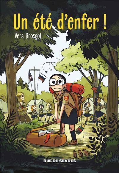 Un été d'enfer, de Vera Brosgol