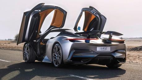 Pininfarina Battista: plus de 500 km d'autonomie