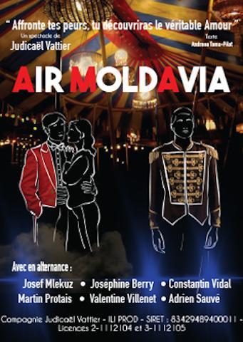 Avignon 2019 – Air Moldavia : l'art de jongler avec les sentiments