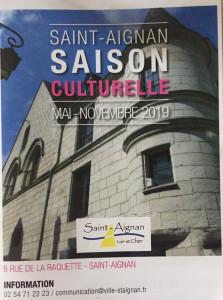 La Prévôté à Saint-Aignan sur cher « Grand-Angle » 20/28 Juillet 2019