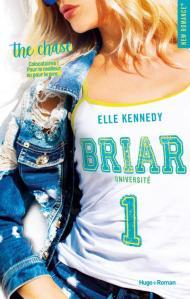 Briar université, Tome 1 : The Chase de Elle Kennedy – Elle Kennedy toujours aussi magistrale !