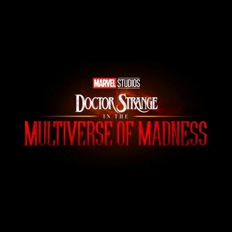 Premier logo officiel pour Doctor Strange in The Multiverse of Madness de Scott Derrickson