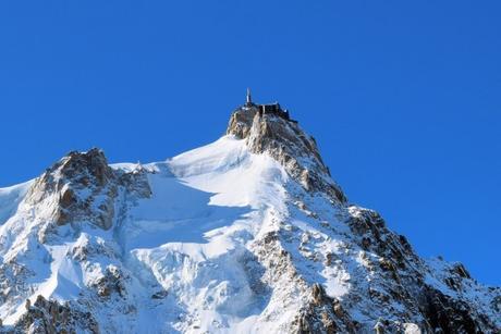 L'Aiguille du Midi vue du Plan de l'Aiguille © French Moments