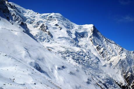 A bord du téléphérique de l'Aiguille du Midi © French Moments