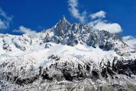 Aiguille des Drus, Chamonix © French Moments