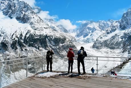 Mer de Glace, Montenvers © French Moments