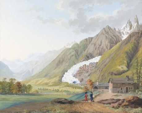 Glacier des Bois