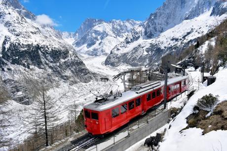 Train du Montenvers © French Moments