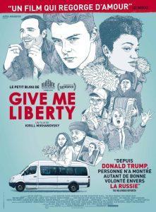 Give Me Liberty : Les détours du rêve américain