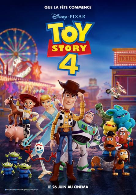 Toy Story 4 * Josh Cooley