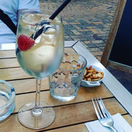On a pris un bon bol d'air frais sur La Terrasse des Moineaux à Pontoise