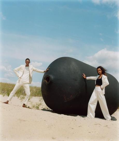 Natalia Montero et Saidou Diallo par Charlie Gates