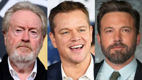 The Last Duel : Ridley Scott à la réalisation et le duo Ben Affleck/Matt Darmon en vedette ?