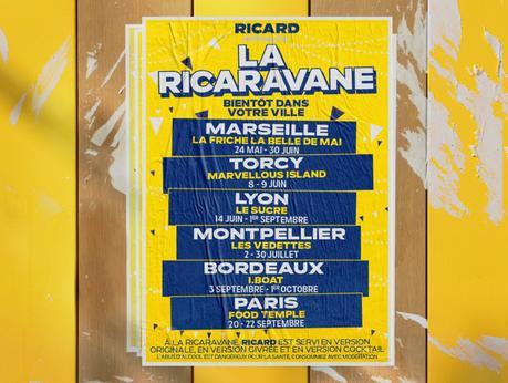 La Ricaravane fait son tour de France tout l'été 2019