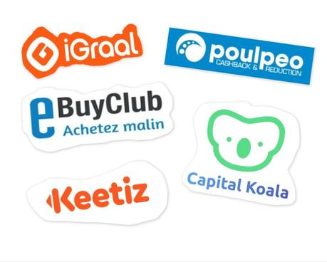 CASHBACK : les meilleurs sites et applications !