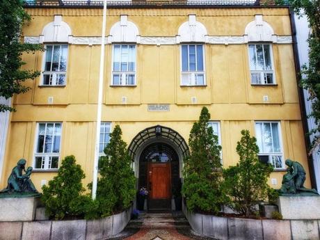 Helsinki Art nouveau, une architecture puissante et imaginative