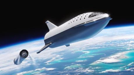 SpaceX : les images du premier «vol» réussi du prototype Starship
